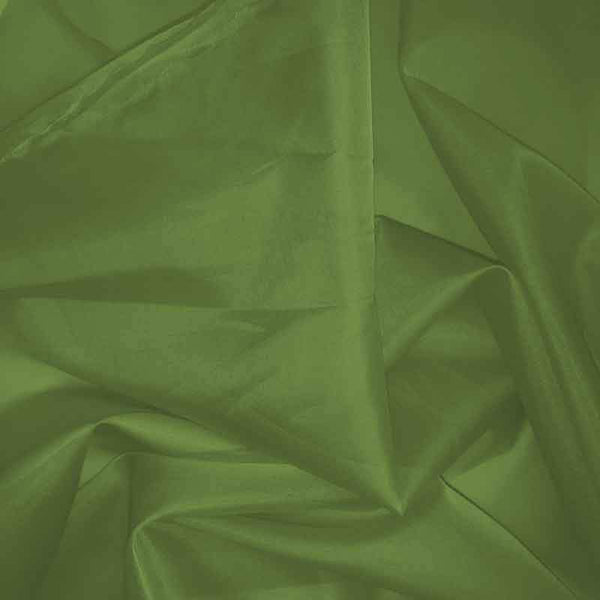 Pickle Green Silk Organza fabric - Fabrics & Fabrics