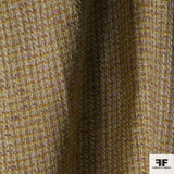 Boucle Wool Suiting - Beige/Ivory/Multicolor - Fabrics & Fabrics NY