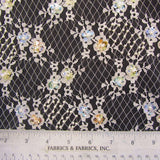 Lattice Beaded Lace - Multicolor