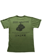 2020 NEWTYPE TEE MS GREEN