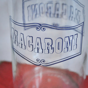 Catelli Macaroni Jar
