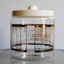 Pyrex Cookie Jar