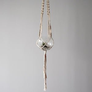 Hanging Macramé Plant Holder