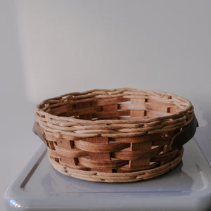 Pyrex Casserole Wicker Basket