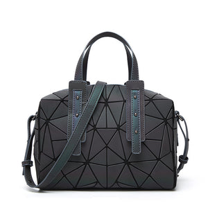 Luminesk Starlight Satchel Handbag - Succulent Treasure