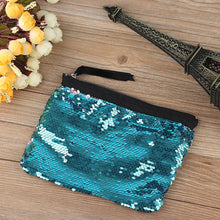 Mermaid Sequin Purse Makeup Bag - Succulent Treasure