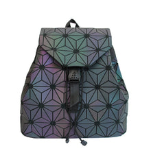 Luminesk Star Flower Holographic Backpack - Succulent Treasure