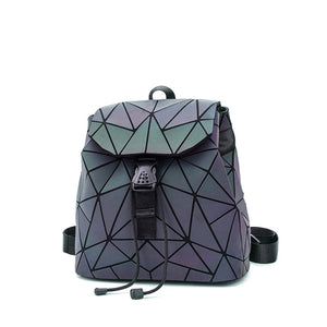 Luminesk Star Backpack Mini Holographic - Succulent Treasure