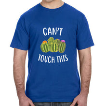 Can't Touch This Cactus Graphic Adult Unisex Shirt - Succulent Treasure