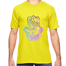 Hamsa Watercolor Graphic Adult Unisex Shirt - Succulent Treasure