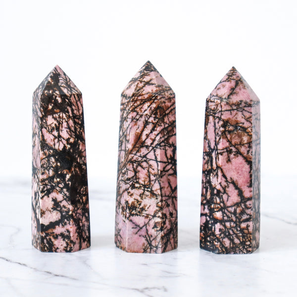 RHODONITE GENERATORS: LARGE