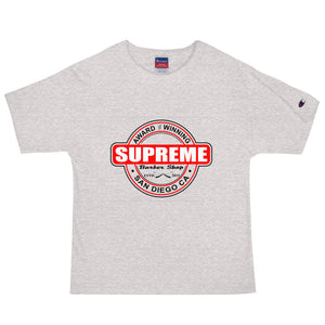Supreme Barbershop Men's Champion T-Shirt