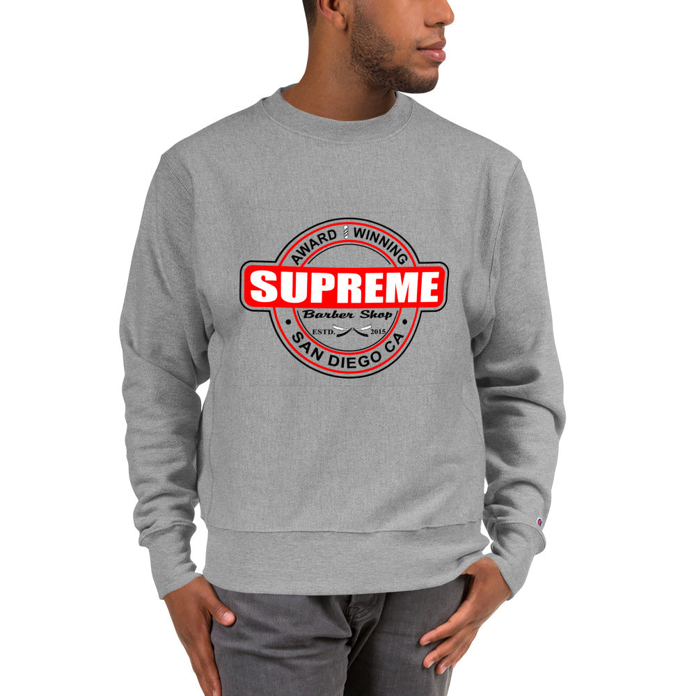 Supreme Barbershop Champion Sweatshirt