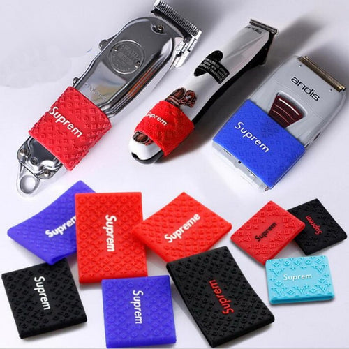 3 Size  Barber Hair Clipper Grip In Rubber Anti Slide