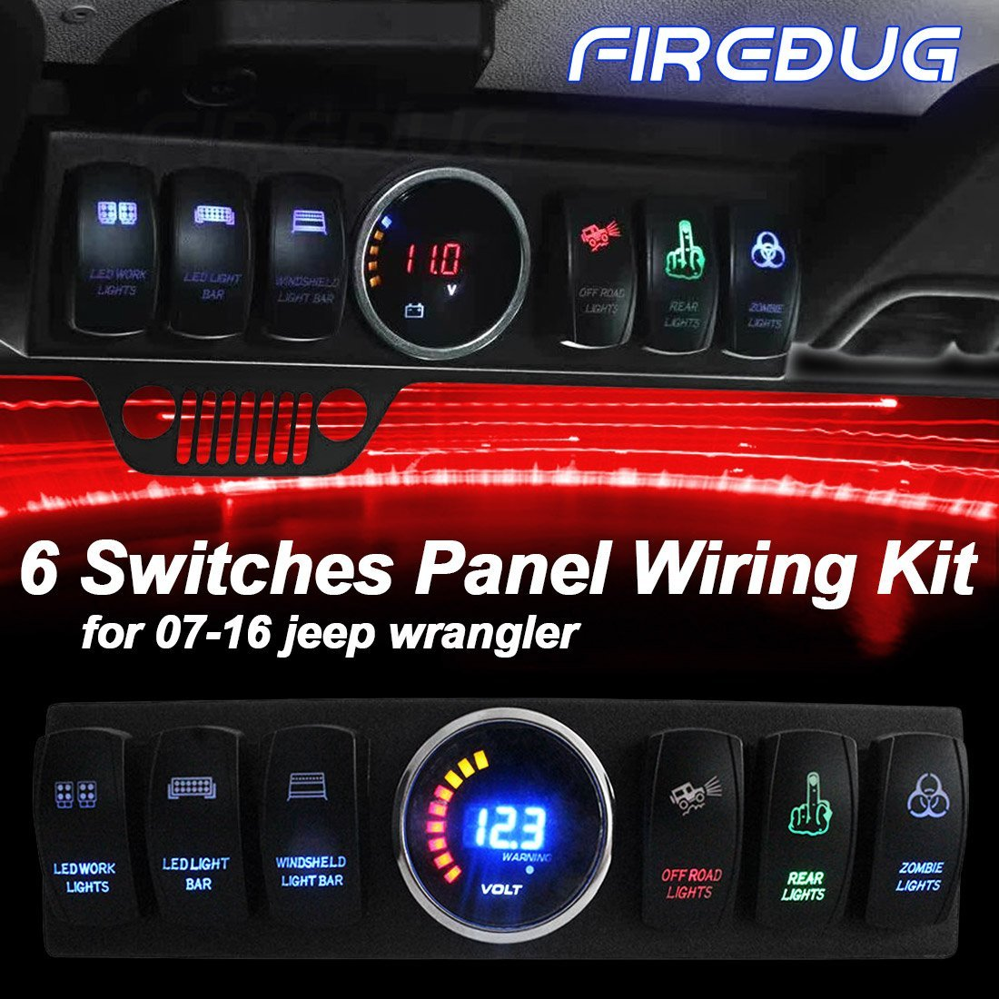 Stereo Wiring Harness For 2016 Jeep Wrangler