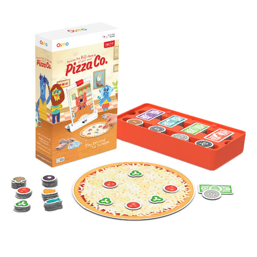 OSMO Pizza Co Game - realcooltech.sg