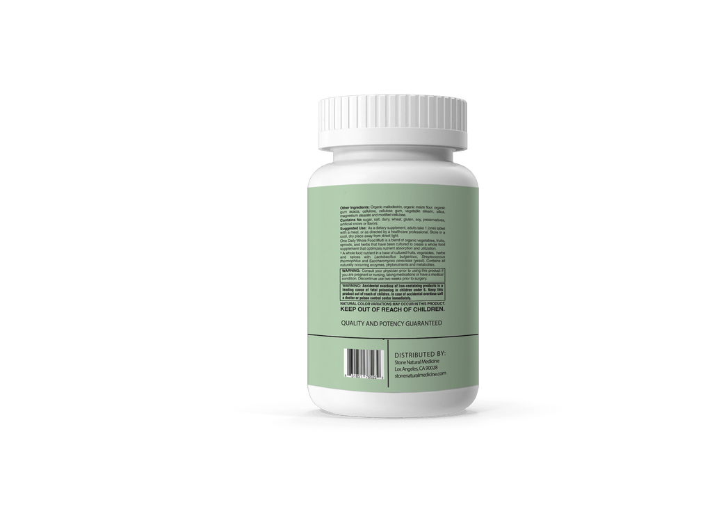 Whole Food Multivitamin - Vegan