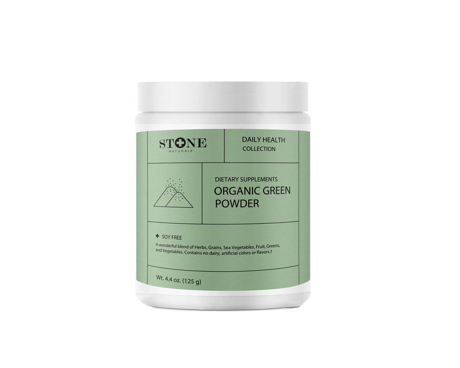 Organic Green Powder