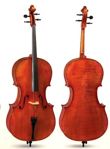 D Z Strad Cello Model 1100 Professional Handmade 4/4 Full Size(1/4-4/4)