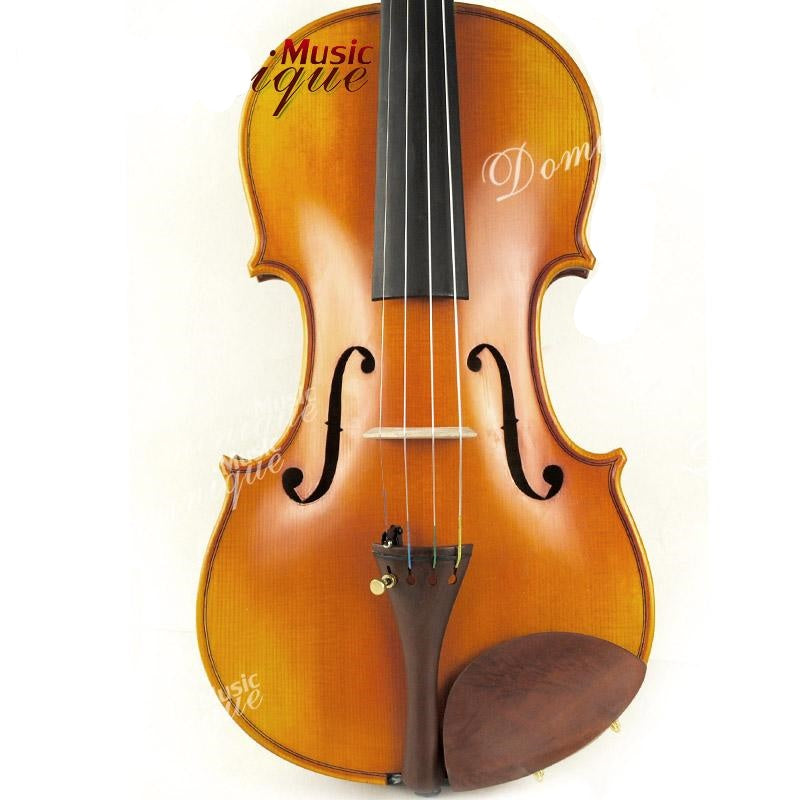 D Z Strad Left Handed Violin Model 510 with Open and Clear Sound