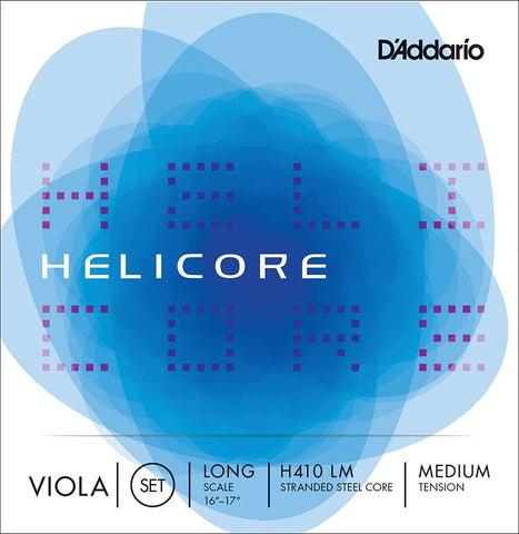 Viola Helicore Strings (Full Set)