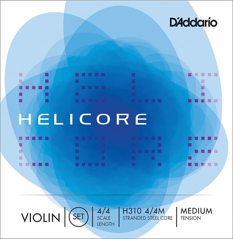 Helicore Violin Strings (Full Set)