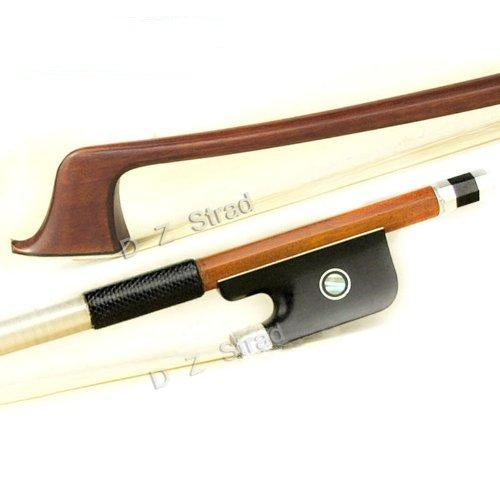 D Z Strad Cello Bow - Model 700 - Pernambuco Bow with Ebony Parisian Eye Frog (4/4 - Full Size)