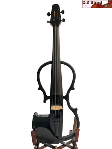D Z Strad 4-string Electric 4/4 Violin Outfit E201