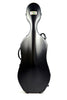 BAM France 1001SW Classic Grey 4/4 Cello Case with Wheels