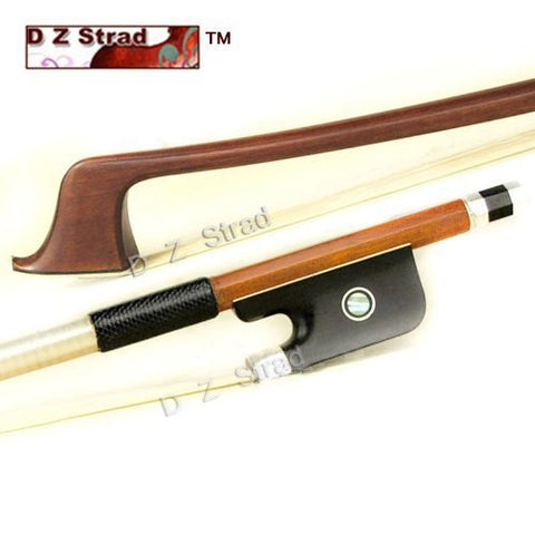 D Z Strad Bass Bow Model 900 Double Bass Bow Pernambuco French Type Size: 3/4
