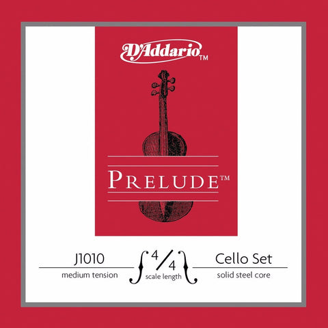 Prelude Cello Strings (Full Set)
