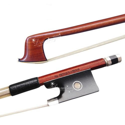 D Z Strad Violin Bow - Victor Fetique A Paris - Pernambuco Copy
