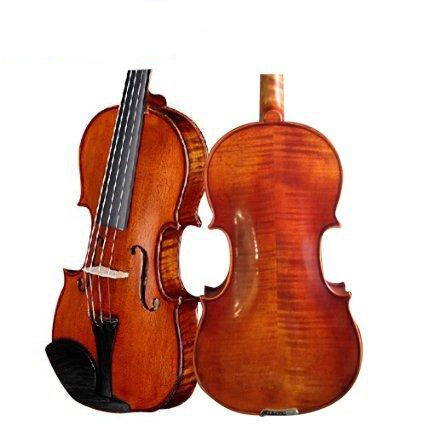 D Z Strad Viola Model 101, Handmade (includes case and bow)
