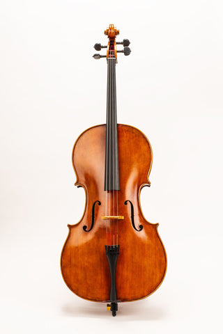 D Z Strad Model 600 Cello w/ Case & Bow (1/2-4/4)