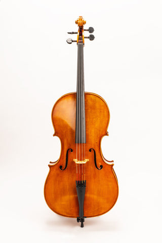 D Z Strad Cello Model 800 w/ Case & Bow