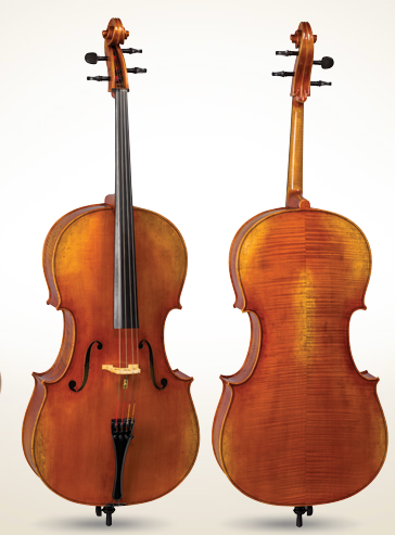 D Z Strad Model 900 handmade 4/4 Cello (4/4 - Full Size)