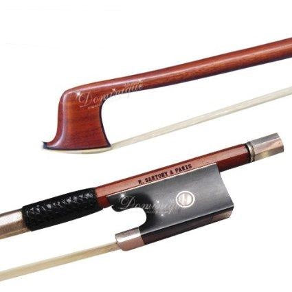 D Z Strad Violin Bow - E. Sartory A Paris Copy - Master Antique Pernambuco Bow