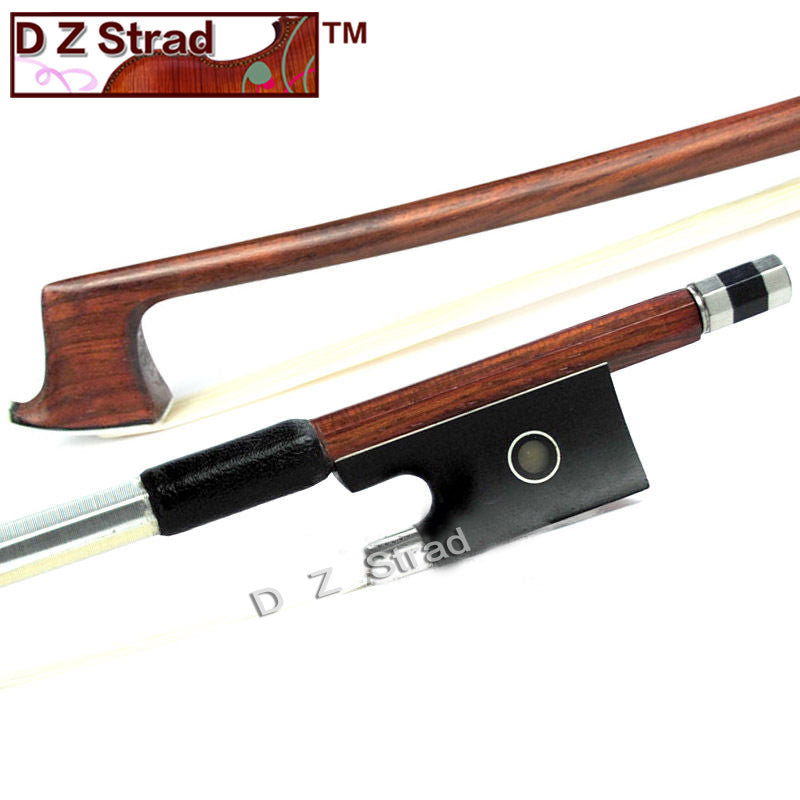 D Z Strad Pernambuco 4/4 Violin Bow D.PECCATTE Copy with Silver Parts-D Z Strad 750