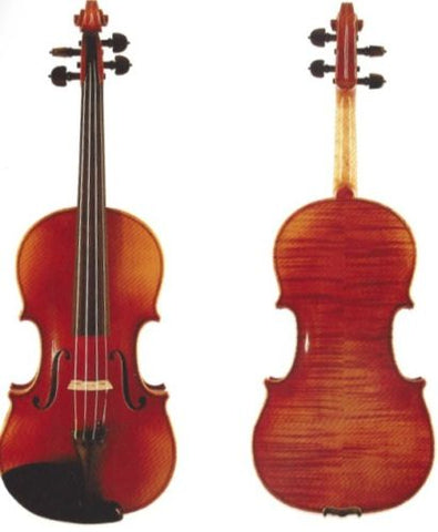 D Z Strad Violin - Model 120 - High-Grade Carved Top