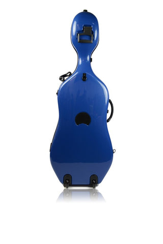 BAM Newtech Cello Case (Royal Blue)