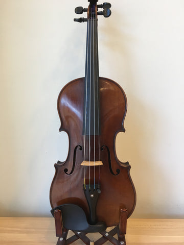 German Violin - E. Martin - Copy of Stradivarius - Sachsen, Germany - Late 1800s