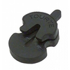 Tourte Single-Hole Mute for Violin or Viola