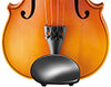 Wittner Center-mount Violin Chinrest