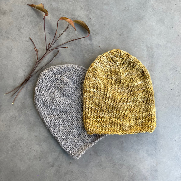 Agnes Beanie - Hand Knitted in New Zealand *OTC