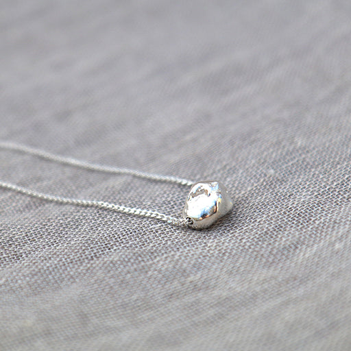 Saskia Necklace - Sterling Silver