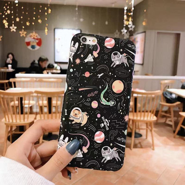 Space Case (Iphone Oppo Huawei Samsung) - Thrifty Project - Wholesale - Las Piñas, Philippines