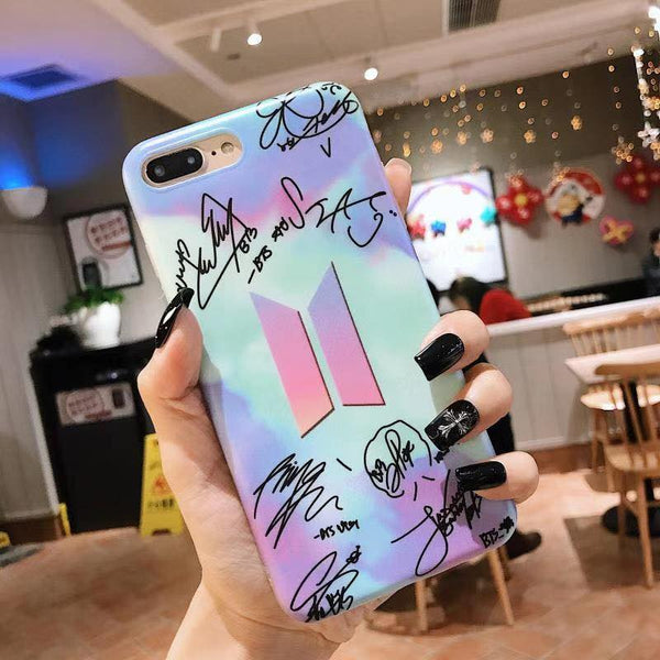 BTS Case (Iphone Oppo Huawei Vivo Samsung) - Thrifty Project - Wholesale - Las Piñas, Philippines