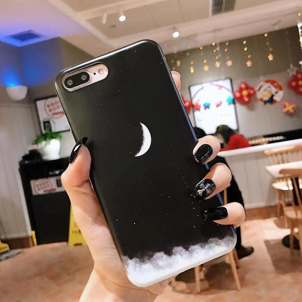 Black Midnight Case (Iphone Oppo Huawei Vivo Samsung) - Thrifty Project - Wholesale - Las Piñas, Philippines