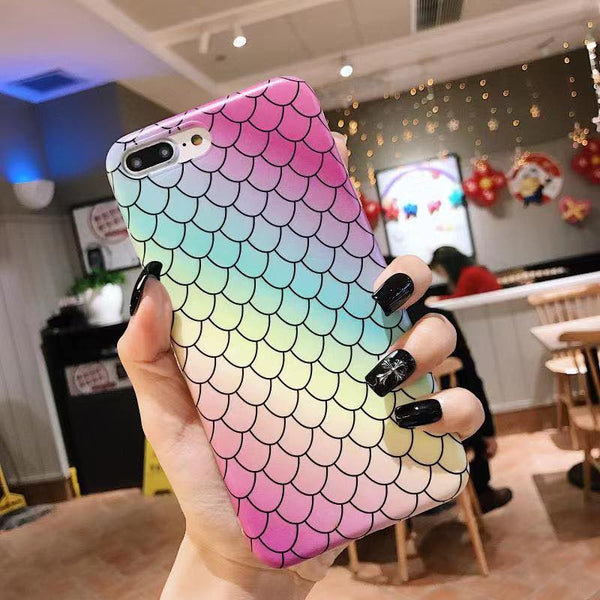 Mermaid Case (Iphone Oppo Huawei Samsung) - Thrifty Project - Wholesale - Las Piñas, Philippines