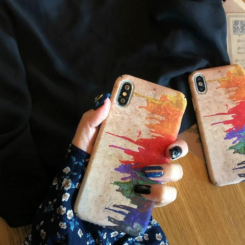 Crayon Painting Case (Iphone) - Thrifty Project - Wholesale - Las Piñas, Philippines